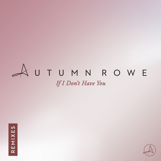Artist Autumn Rowe Cover