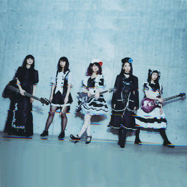 Artist BAND-MAID Cover