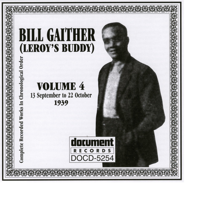 Artist Bill Gaither Cover
