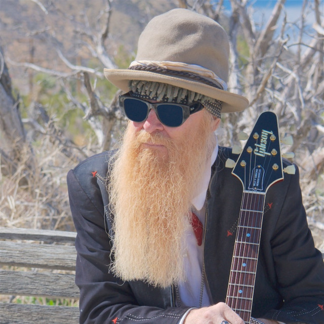 Artist Billy F Gibbons Cover