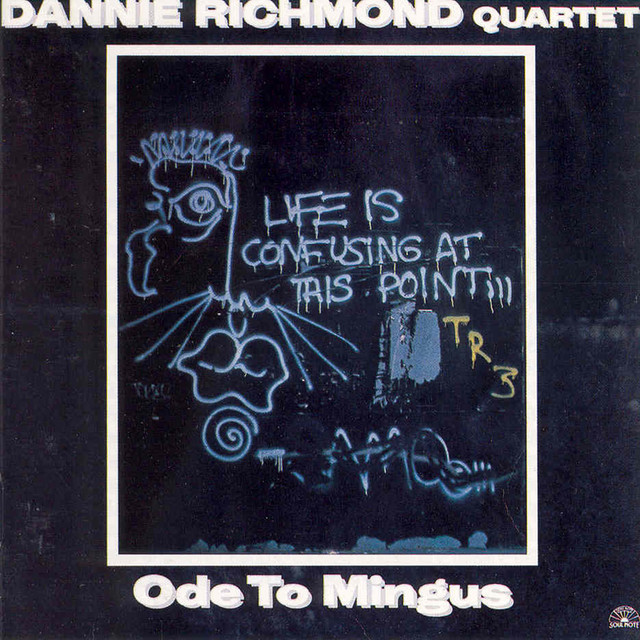 Artist Dannie Richmond Quartet Cover