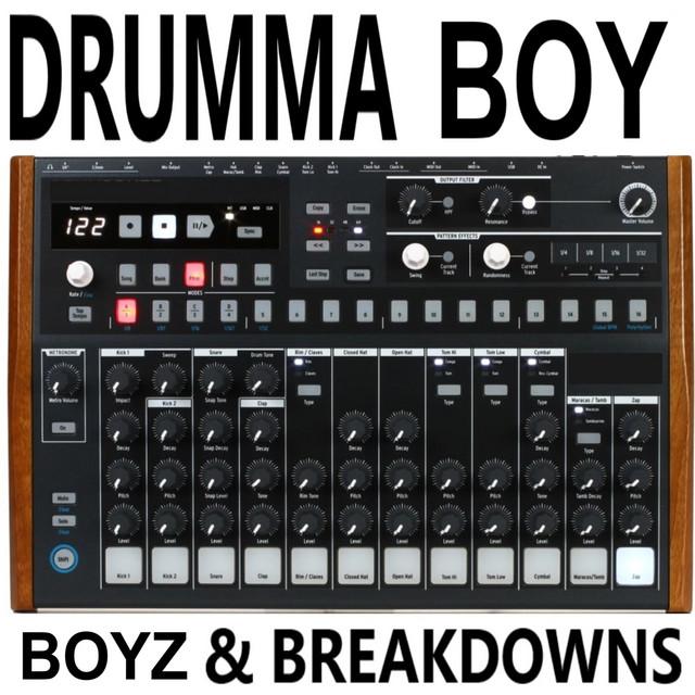 Artist Drumma Boy Cover