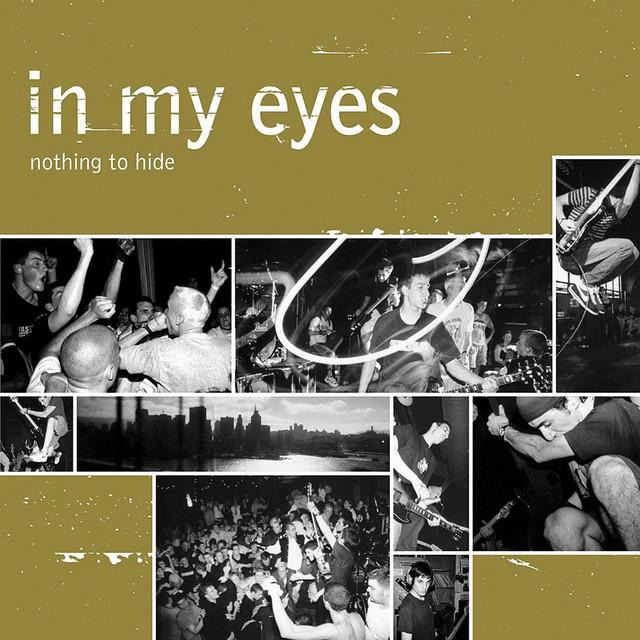 Artist In My Eyes Cover