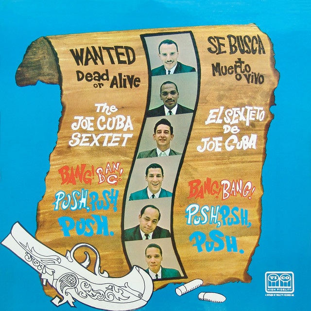 Artist Joe Cuba Sextet Cover