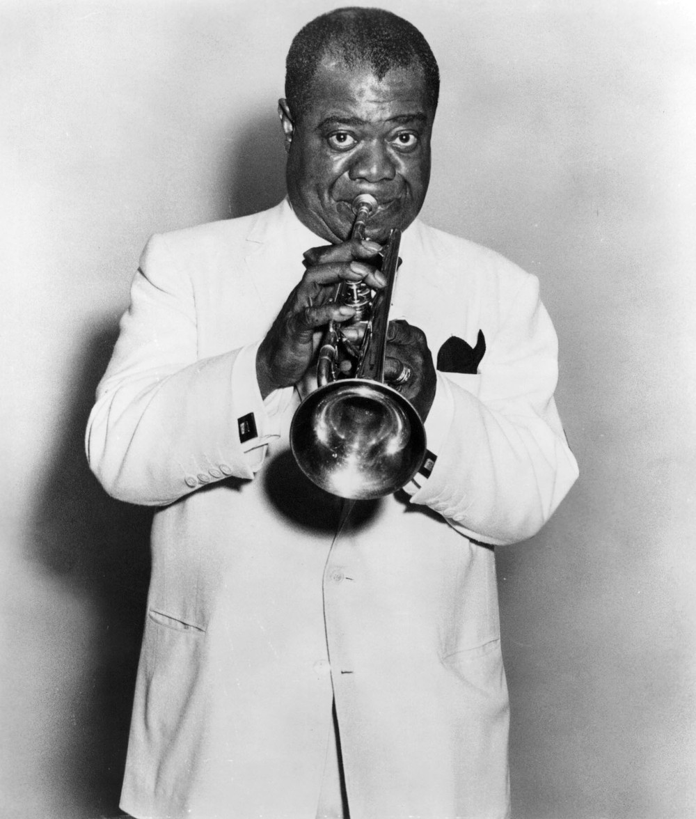 Artist Louis Armstrong Cover