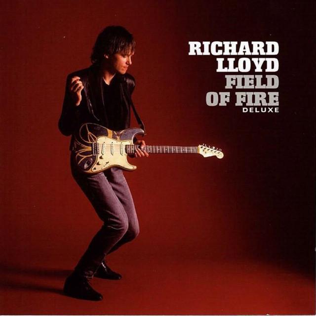 Artist Richard Lloyd Cover