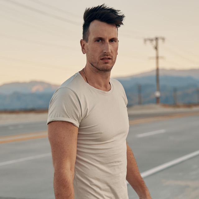 Artist Russell Dickerson Cover