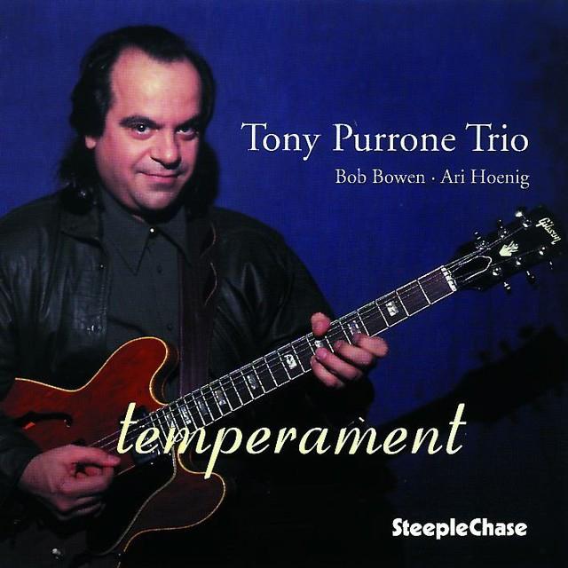 Artist Tony Purrone Cover