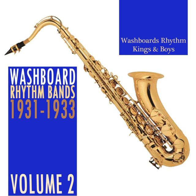 Artist Washboard Rhythm Boys Cover