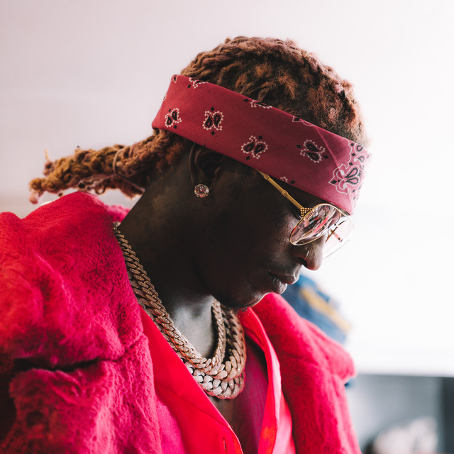 Artist Young Thug Cover